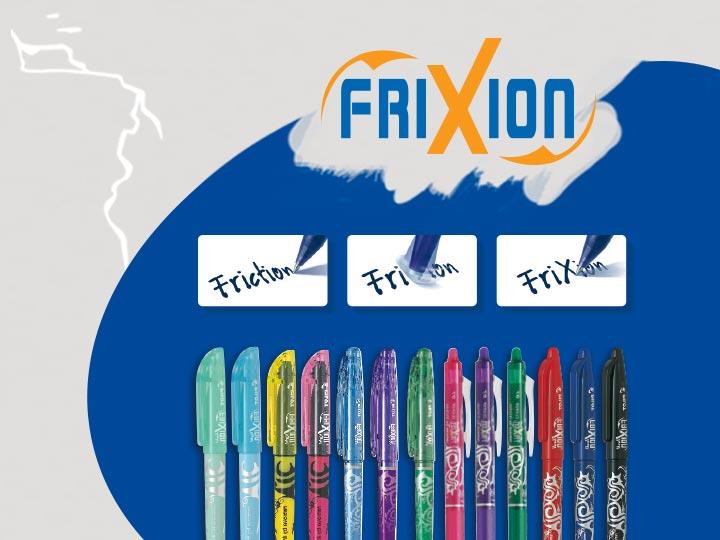 Pilot FriXion Family pens