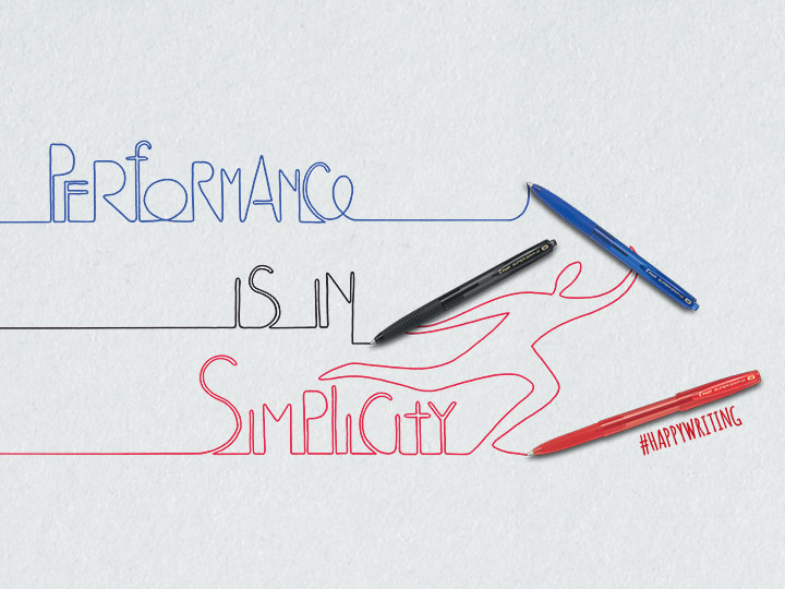 Pilot Performance is in simplicity