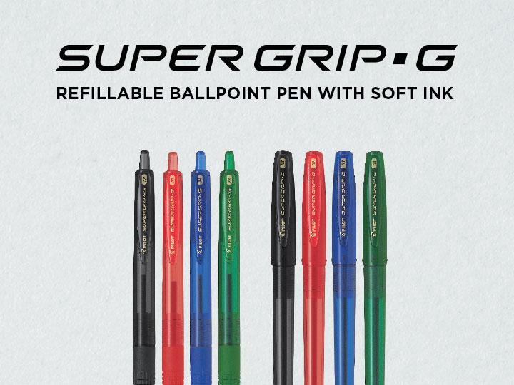 Pilot Super Grip G
