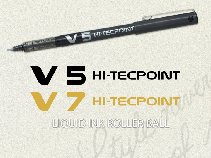 Pilot V5/V7 Hi-Tecpoint