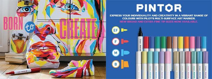 Paint markers Pilot Pintor