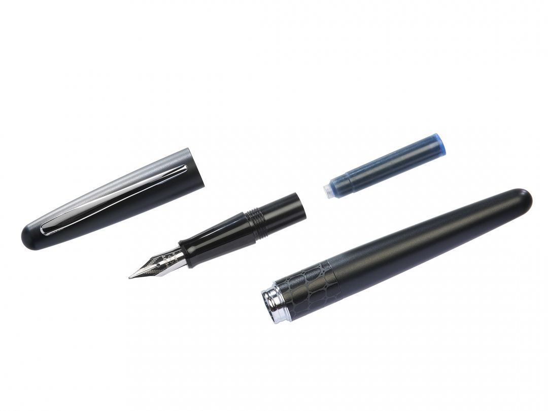 how to use pilot mr fountain pen