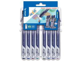 FriXion Fineliner - Set2Go - 8 pens - Assorted colours - Fine Tip