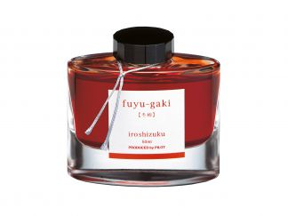 Iroshizuku Ink - Shades of Orange - Orange Fuyu Gaki - 50 ml